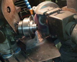 Machine Knife Sharpening