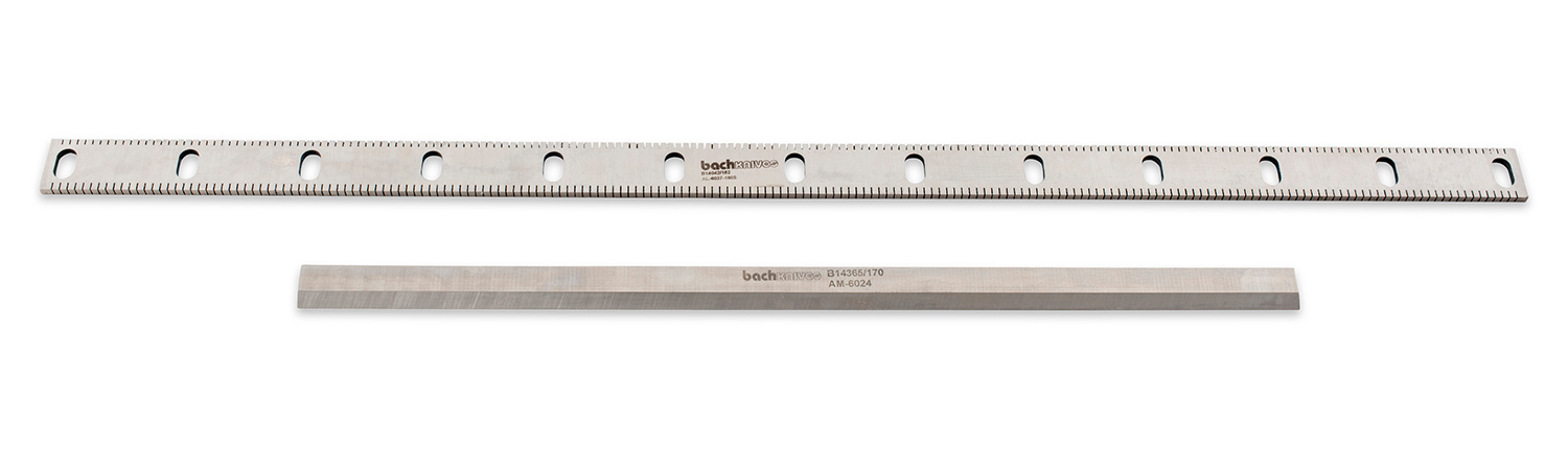 Straight Shear Knives